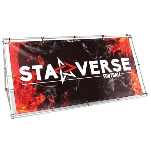 Foundation Outdoor Banner Stand Graphic Package