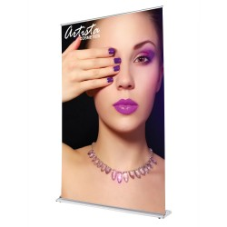SilverStep 60x92 Retractable Banner Stand